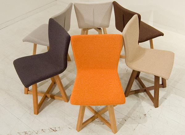 R-84ラウンドチェア(ビーチ)北欧テイスト 無垢 ミッドセンチュリー ナチュラルモダン ナチュラル シンプル 椅子 ダイニングチェア 木製 国産 日本製 天然木 人気 家具 通販