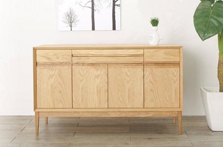 Ddform Ne Net Living Board Nordic Taste Mid Century Natural Cabinet
