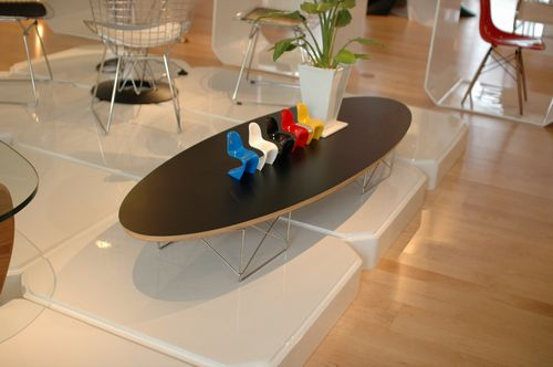 Eames Surfboard Table [the Scandinavian Mid Century Natural Modern Simple  American European Designers.