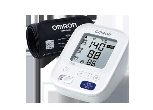 カフが正しく巻けているか確認できる 新作入荷 スタンダードモデル 祝開店大放出セール開催中 血圧計 上腕式 オムロン 上腕式血圧計 HCR-7202 父の日 母の日