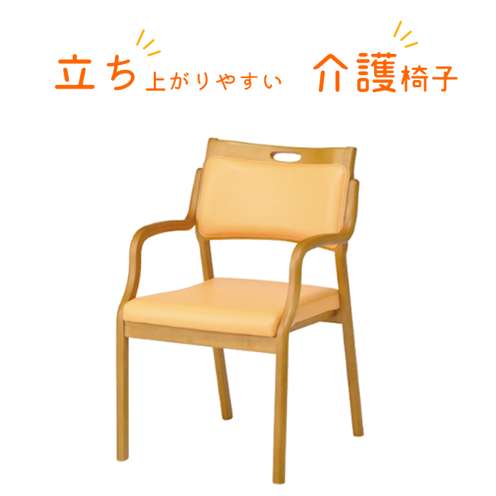 介護 今ダケ送料無料 椅子 肘付 介護椅子 肘付き ハーフアームタイプ 介護用イス 立ち上がり 楽 ダイニングチェア 高齢 手すり おしゃれ ケアチェア 軽い 座り 最新 スタッキング可能 高齢者 HAC102 者 やすい 立ちあがり