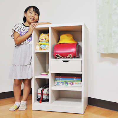 b21a436820 楽天市場】ランドセルラック キャスター付き 【60cm幅ランドセルラック ...