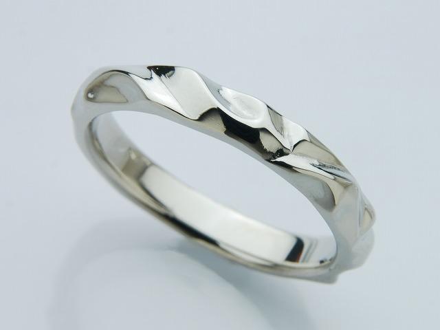 【DEAL LTD/ディールエルティーディー】◆SHADE TRIBE RING(Pt900)◆