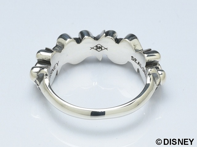 ◆Step Mickey ring◆