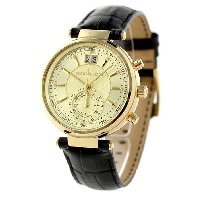 c523bbdc4eff [2年保証]マイケルコースMICHAELKORS腕時計レディース38mm時計クォーツクロノグラフMK2433