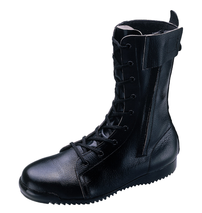 Japanese Industrial Standards pass article with safety boots 3033 capital  fireman's standard (Miyako fireman's standard) zipper for the Simon high