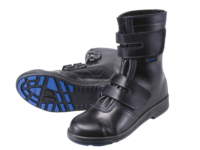 シモン安全靴 8538黒取寄せ【[1790042] 8538黒】