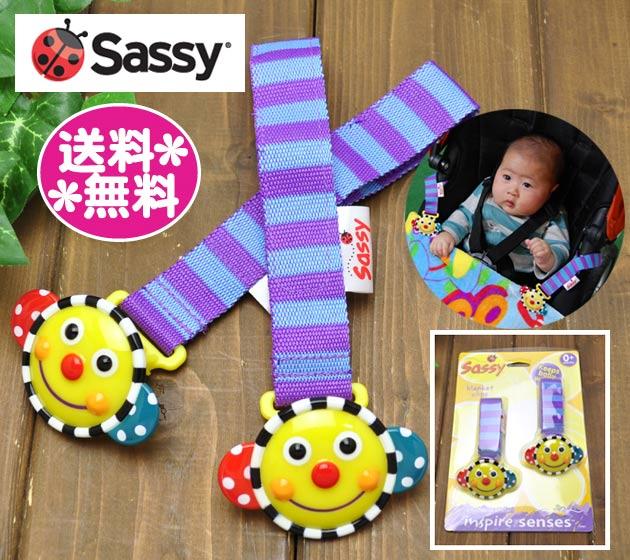 SASSY サッシーブランケットクリップ blue