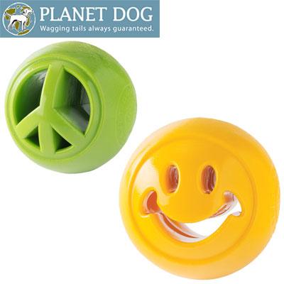 丈夫で長持ち☆プレゼントにも最適なおしゃれデザインのカラフルボール 犬用おもちゃ プラネットドッグ オービータフ ヌークス 今だけスーパーセール限定 直径約6.4cm 犬 ヌック おもちゃ 新作多数 PlanetDog ボール nooks