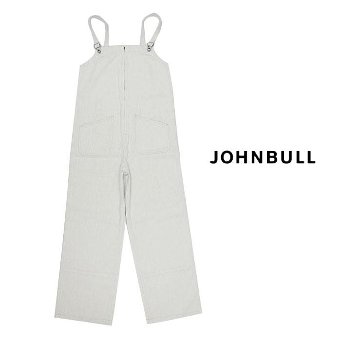 Johnbull ジョンブル 在庫処分 デニムチューブサロペット AP370 特売