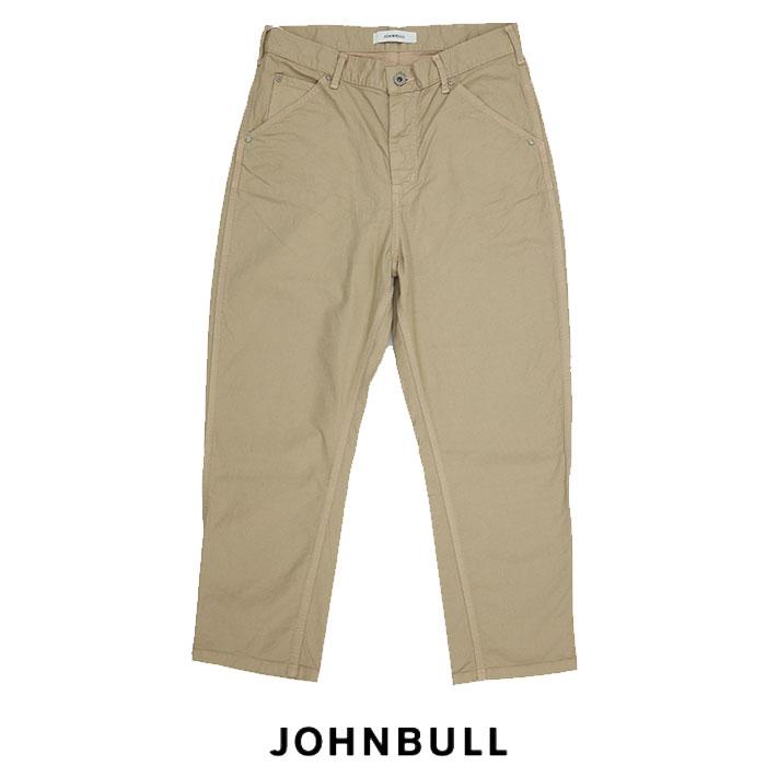 セール価格 Johnbull 送料無料/新品 ジョンブル スリークォーターワークパンツ 5 ZP240
