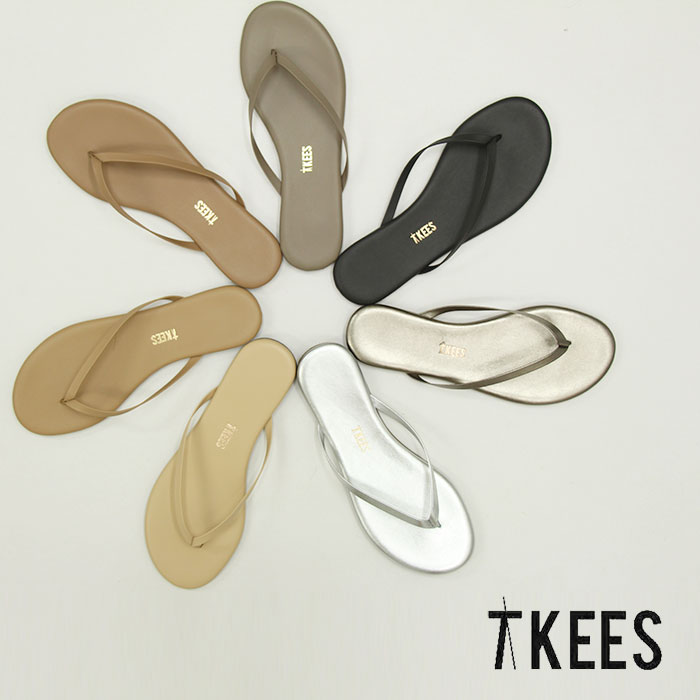 TKEES ティキーズ サンダル FOU-01/FOU-02/FOU-05/LN-10/SO-37/HL-03/SHA-02/SO-39