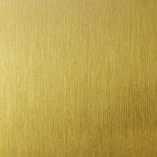 【短期屋内用】メタリック&ホログラムシートKMシート【KM53A】1000mm幅10M巻<ゴールド・ヘアライン>【キラキラシート】