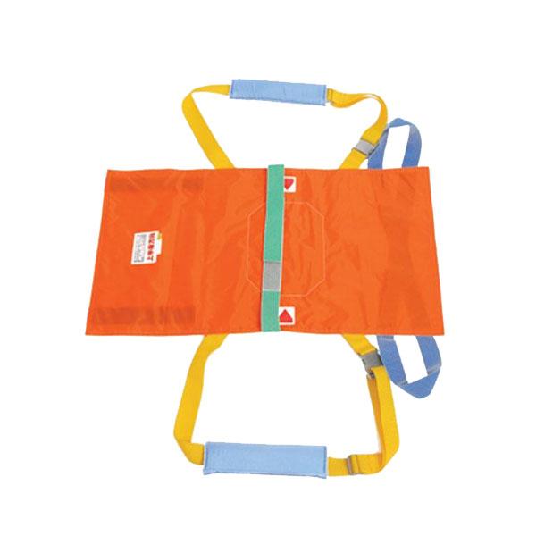 【代引き・同梱不可】豊通マテックス 救護担架 ベルカ SB-90A 9193-4053
