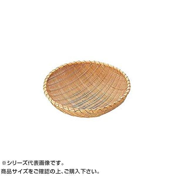 【代引き・同梱不可】竹製揚げザル 48cm 039061