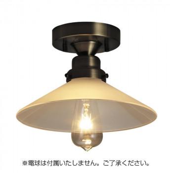 【代引き・同梱不可】シーリングライト ペガサス 外消しP1・CL型BR (電球なし) GLF-3387X