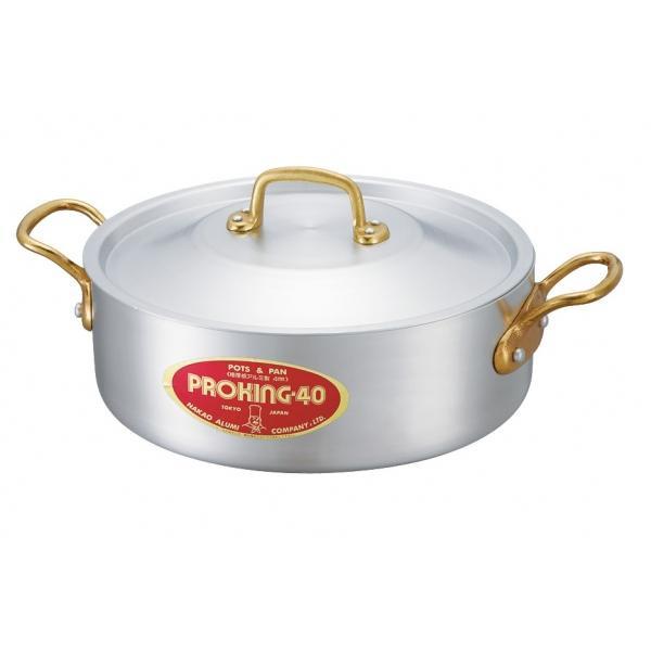【代引き・同梱不可】PK-3 プロキング外輪鍋 18cm 5091606