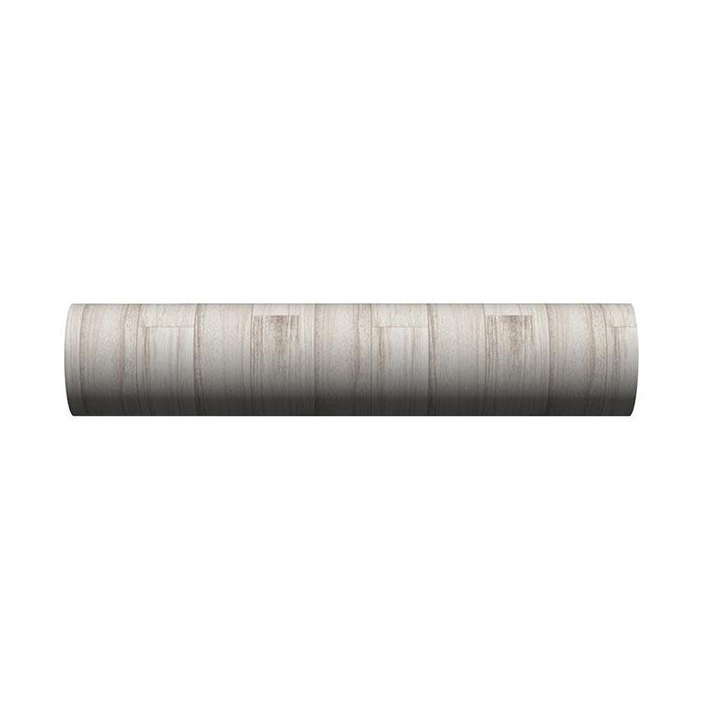 【代引き・同梱不可】貼ってはがせる!床用 リノベシート ロール物(一反) アイボリー(ペンキ木) 90cm幅×20m巻 REN-02R防水 簡単 貼るだけ