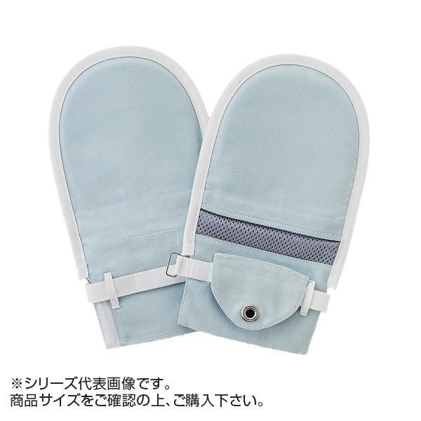 【代引き・同梱不可】フドーてぶくろNo.3 ブルー Lサイズ 2枚入 105858