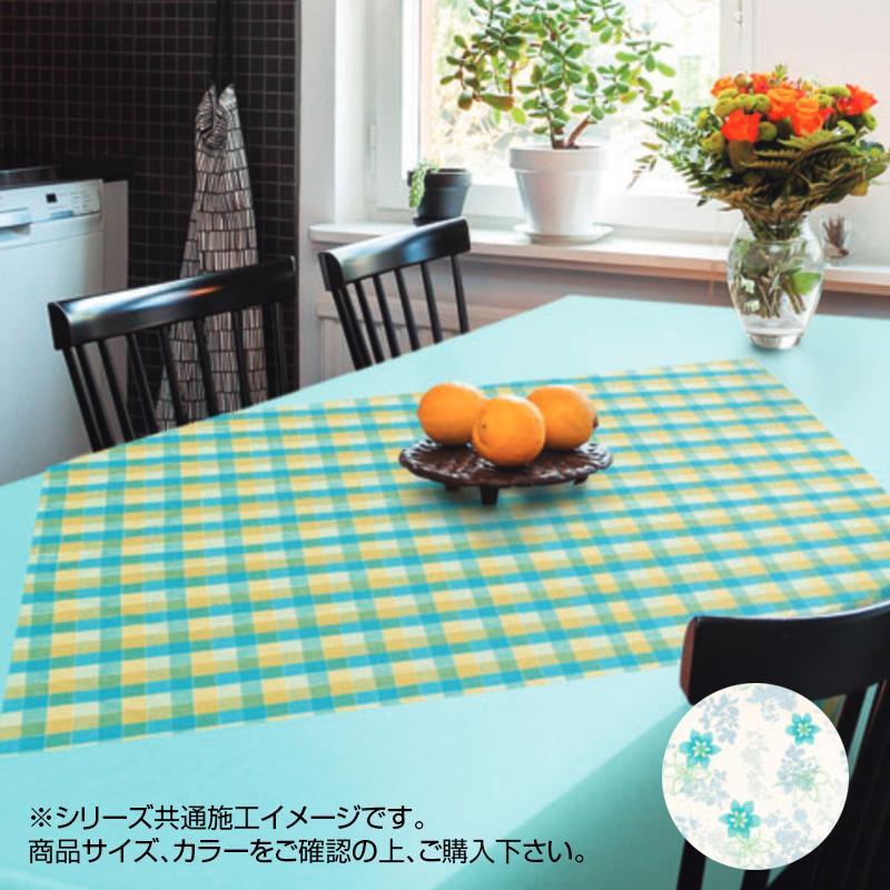 【代引き・同梱不可】富双合成 テーブルクロス シルキークロス 約120cm幅×20m巻 SLK201