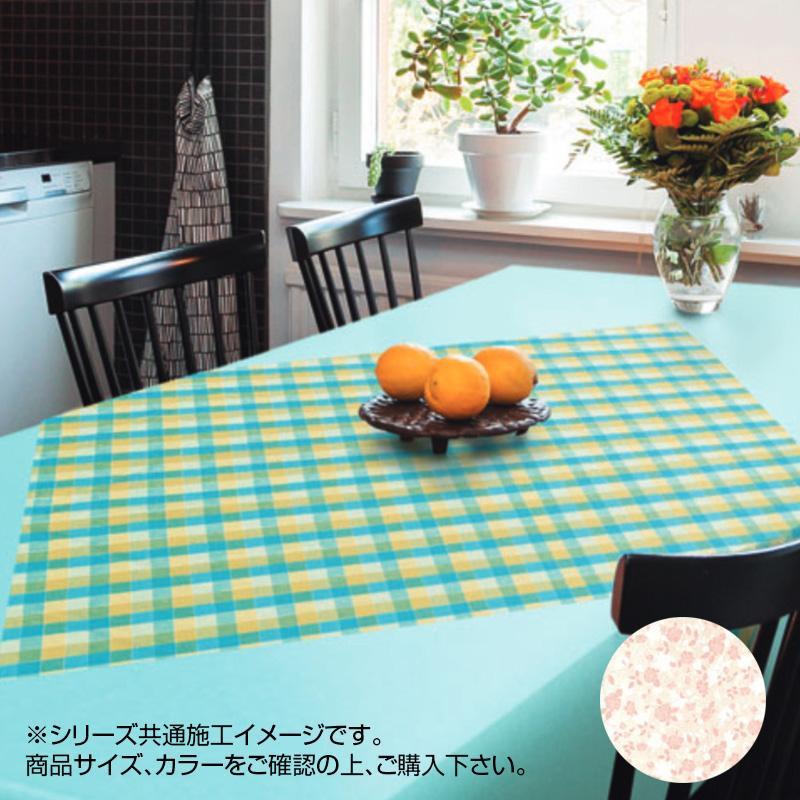 【代引き・同梱不可】富双合成 テーブルクロス シルキークロス 約120cm幅×20m巻 SLK203