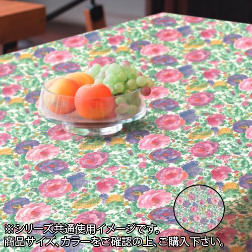 【代引き・同梱不可】富双合成 テーブルクロス 約130cm幅×15m巻 ER108 ピンク