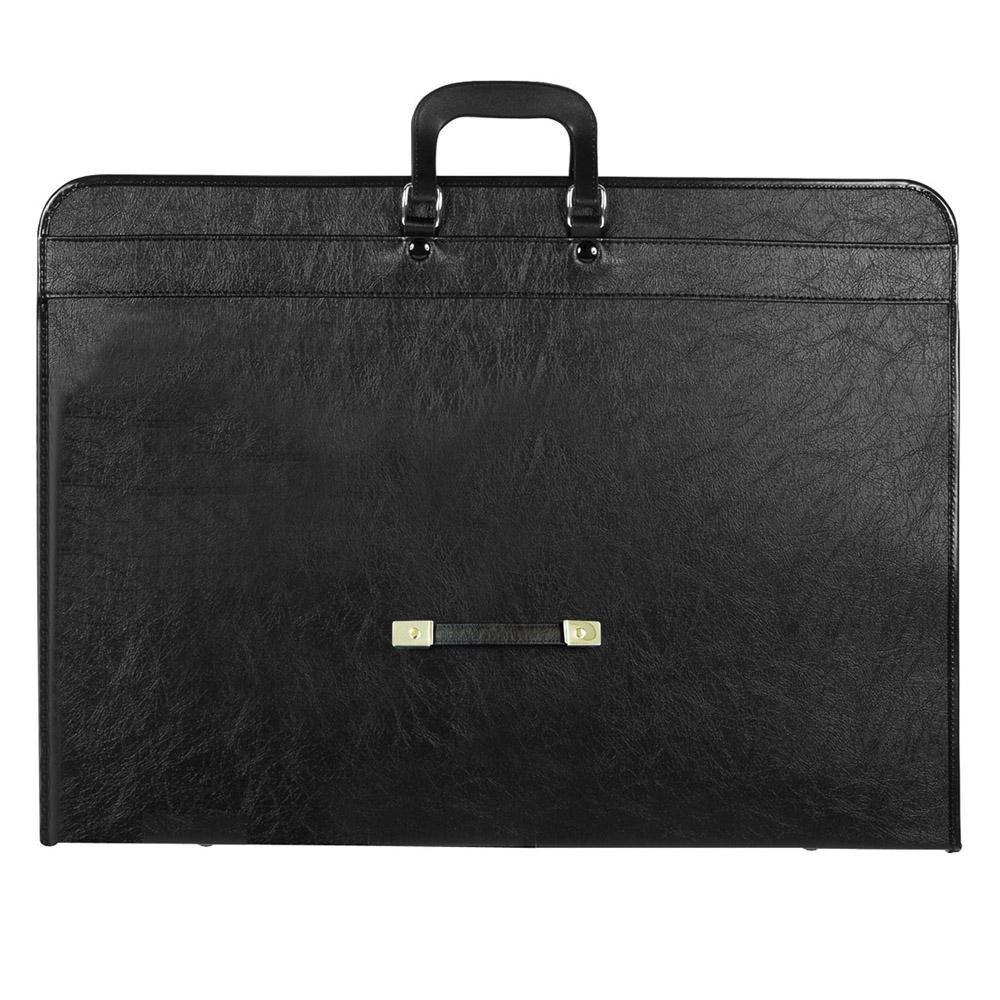 【代引き・同梱不可】デザインバッグ A1 ブラック 100-0027