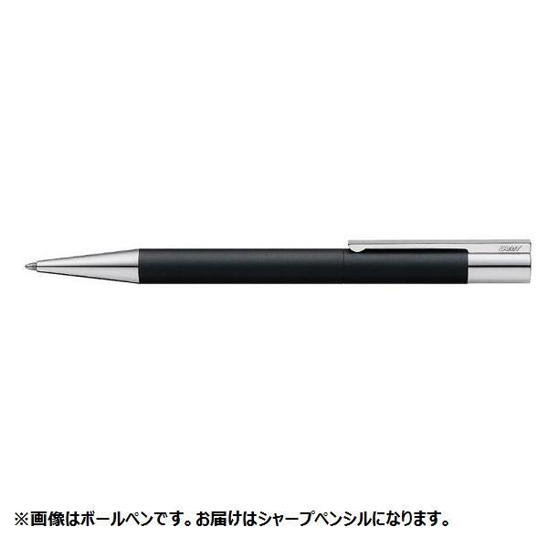 【代引き・同梱不可】スカラ マットブラック ペンシル(0.7mm) L180