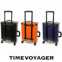 【代引き・同梱不可】キャリーバッグ TIMEVOYAGER Trolley タイムボイジャー トロリー スタンダードII 30L機能的 天然素材 旅行カバン