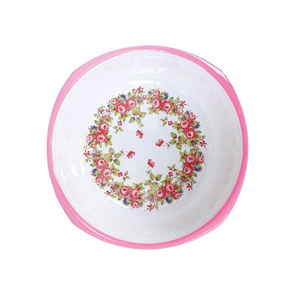 【代引き・同梱不可】キッチンボウル ロザナ R-012おしゃれ たらい 皿洗い