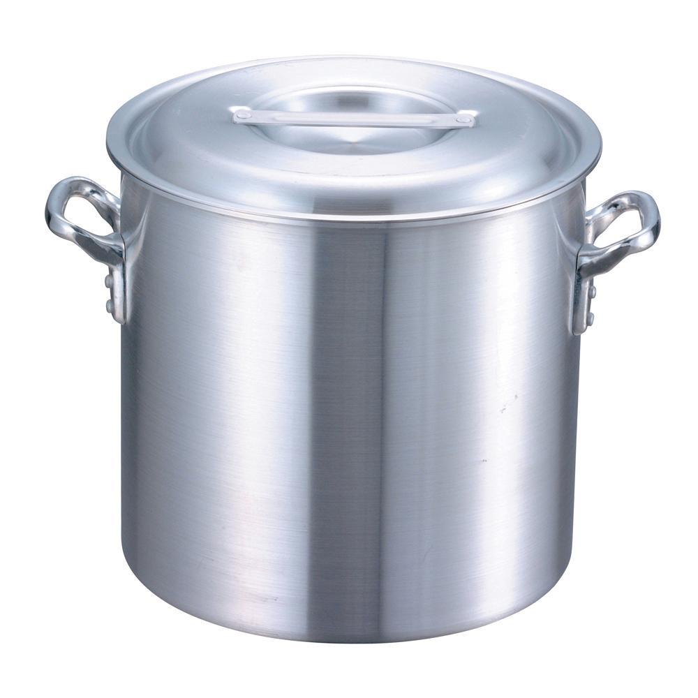 【代引き・同梱不可】EBM アルミ プロシェフ 寸胴鍋(目盛付)39cm 8869700調理道具 耐久 調理器具