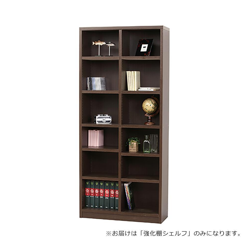 【代引き・同梱不可】強化棚シェルフ 80-180 40228