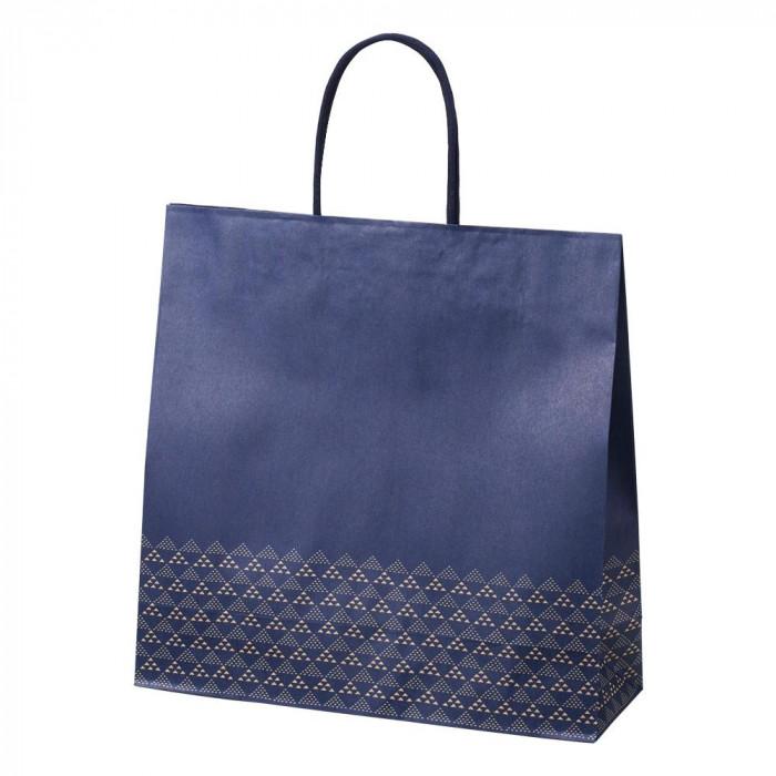 【代引き・同梱不可】パックタケヤマ 手提袋 ST カラーズ アップル 10枚×10包 XZT68304紙袋
