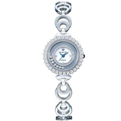【代引き・同梱不可】OLYMPIA STAR(オリンピア スター) レディース 腕時計 OP-28018DLW-3