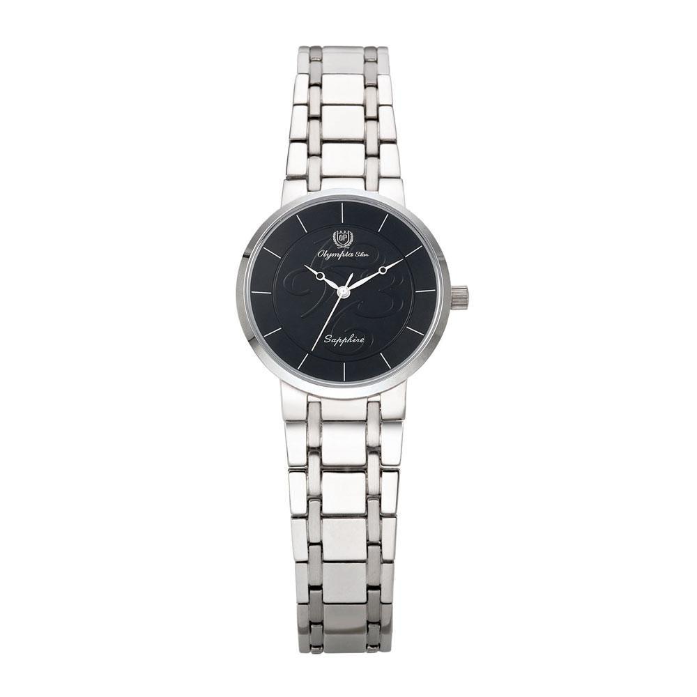 【代引き・同梱不可】OLYMPIA STAR(オリンピア スター) レディース 腕時計 OP-58037LS-1