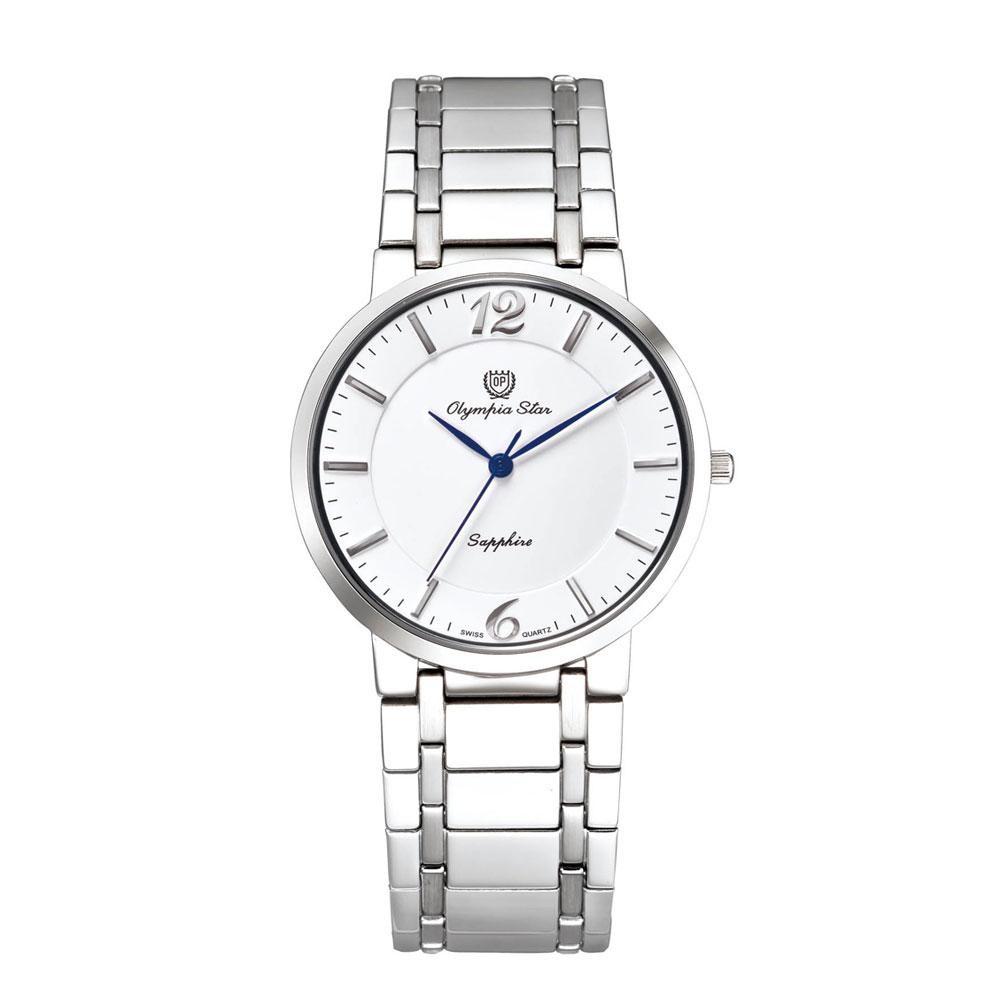 【代引き・同梱不可】OLYMPIA STAR(オリンピア スター) メンズ 腕時計 OP-58037MS-3