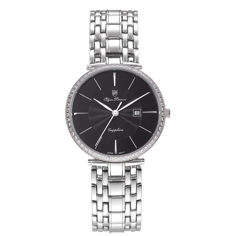 【代引き・同梱不可】OLYM PIANAS(オリン ピアナス) メンズ 腕時計 ON-5657DMS-1