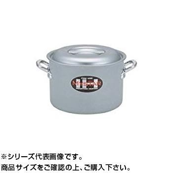 【代引き・同梱不可】業務用IH 半寸胴鍋 33cm(18.0L) 007146