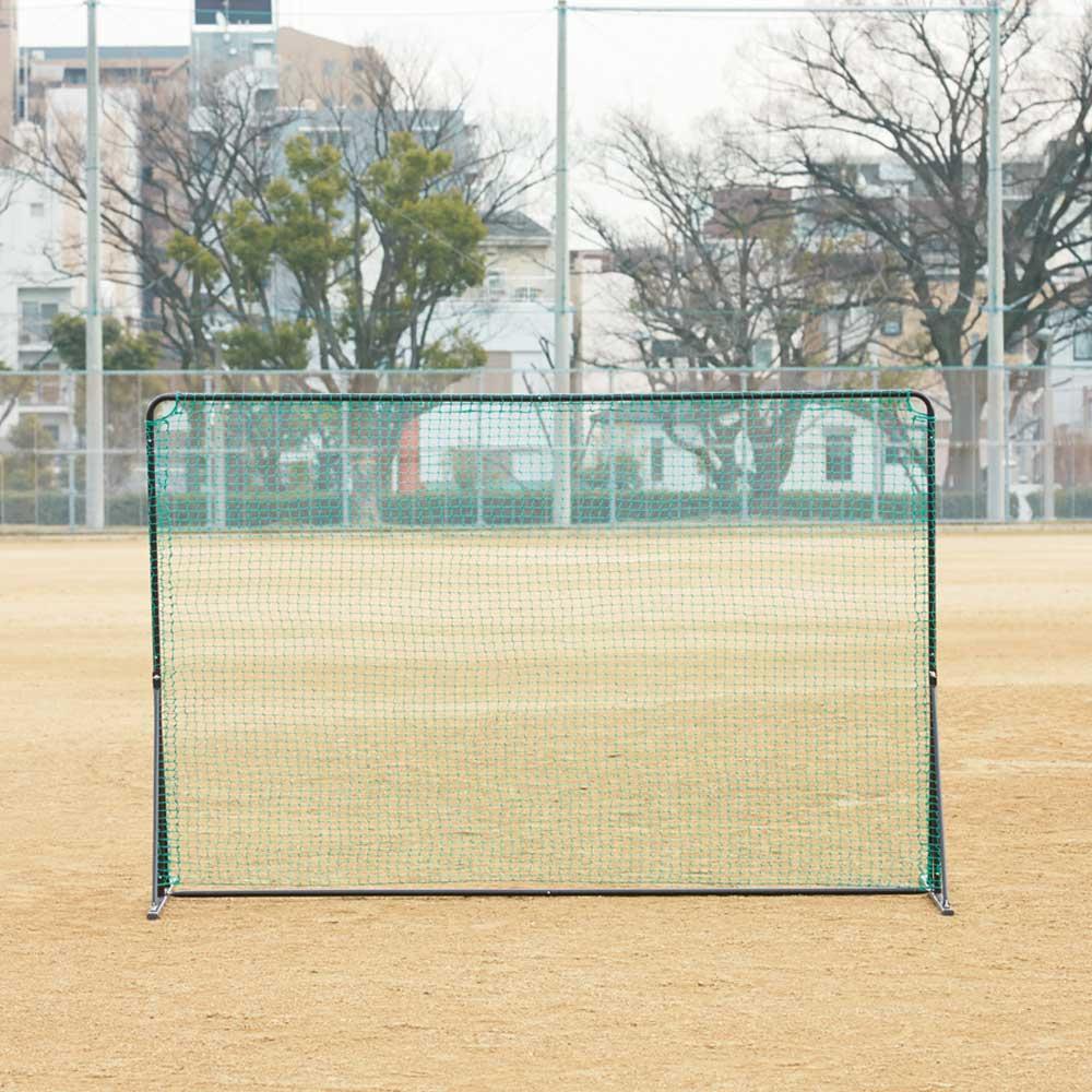 【代引き・同梱不可】野球 グランド・体育館仕切用 Partition Net BX77-97