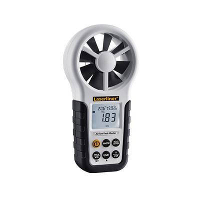 【代引き・同梱不可】Laserliner ウマレックス 風速計 エアーフローテストマスター