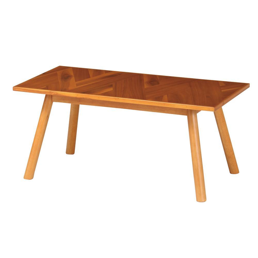 【代引き・同梱不可】ヘント センターテーブル HENTCT90