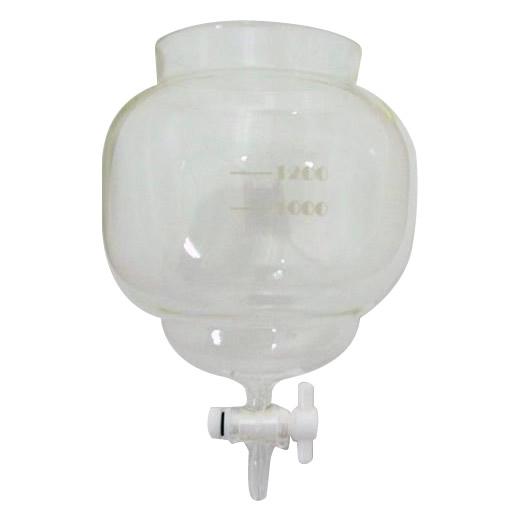 【代引き・同梱不可】Kalita(カリタ) 業務用水出しコーヒー器具 水出し器15人用 タンク(コック付) 45015
