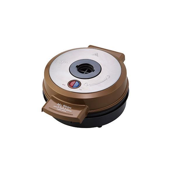 【代引き・同梱不可】アピックス ホールワッフルメーカー AWM-297 6205-080ギフト 簡単 調理機器