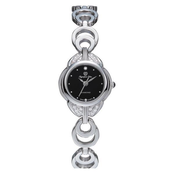 【代引き・同梱不可】OLYMPIA STAR(オリンピア スター) レディース 腕時計 OP-28007DLS-1