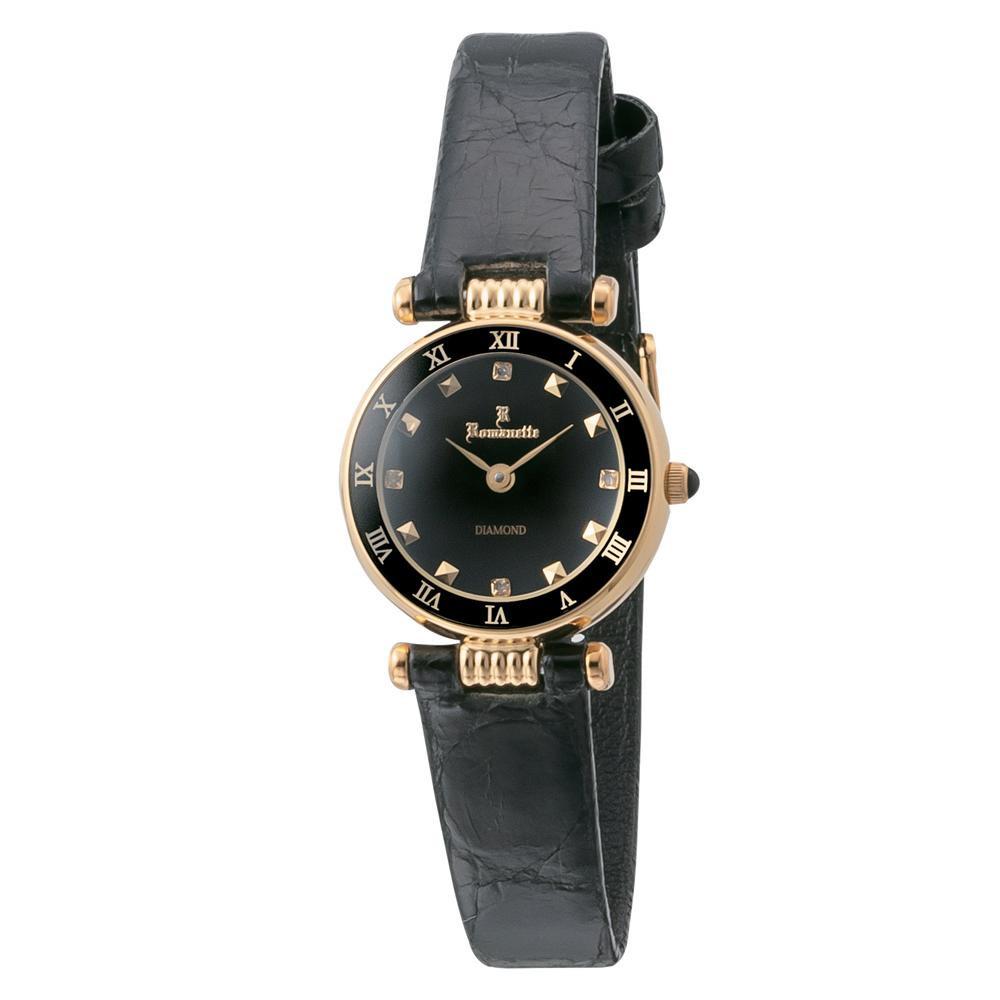 【代引き・同梱不可】ROMANETTE(ロマネッティ) レディース 腕時計 RE-3530L-01
