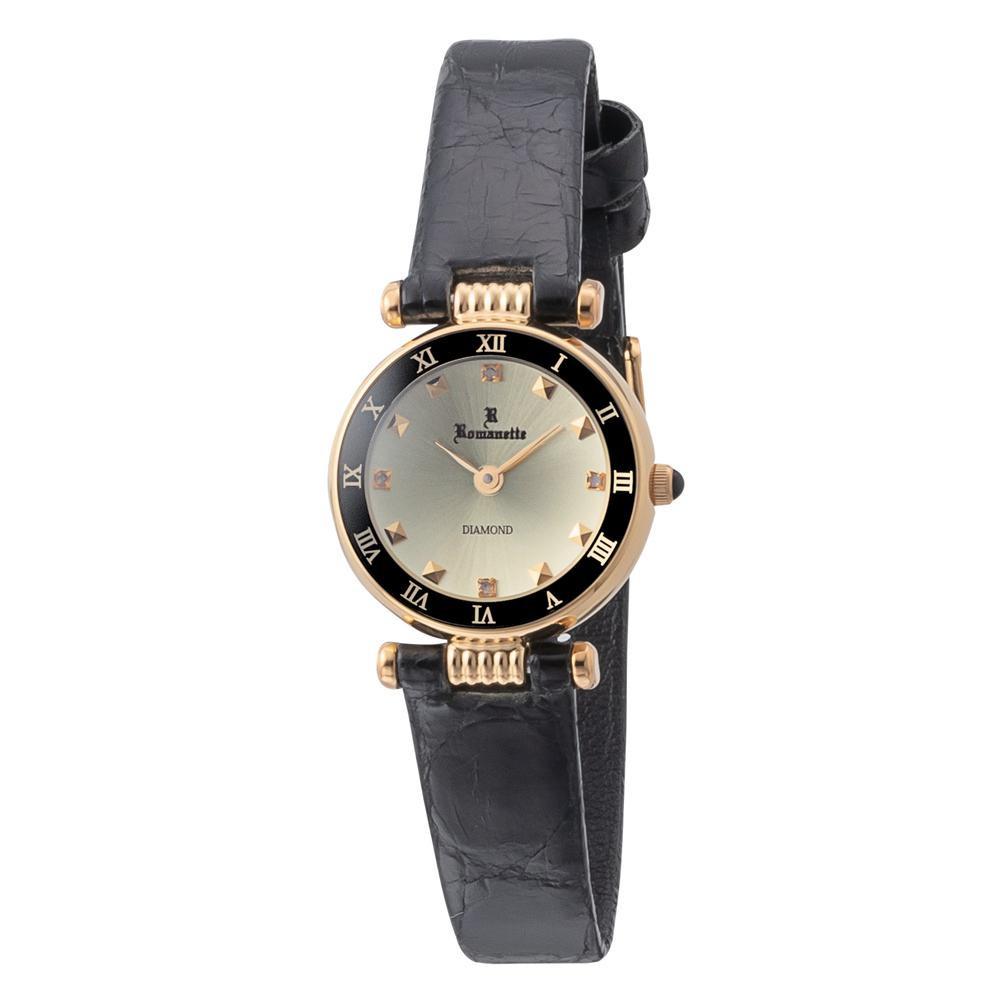 【代引き・同梱不可】ROMANETTE(ロマネッティ) レディース 腕時計 RE-3530L-02