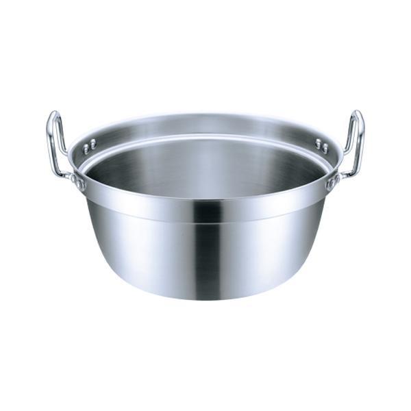 【代引き・同梱不可】プロデンジ 段付鍋SUS444 39cm 016206-005