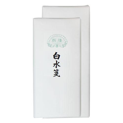 【代引き・同梱不可】漢字用画仙紙 白水箋 2×6尺 50枚 AC516-3