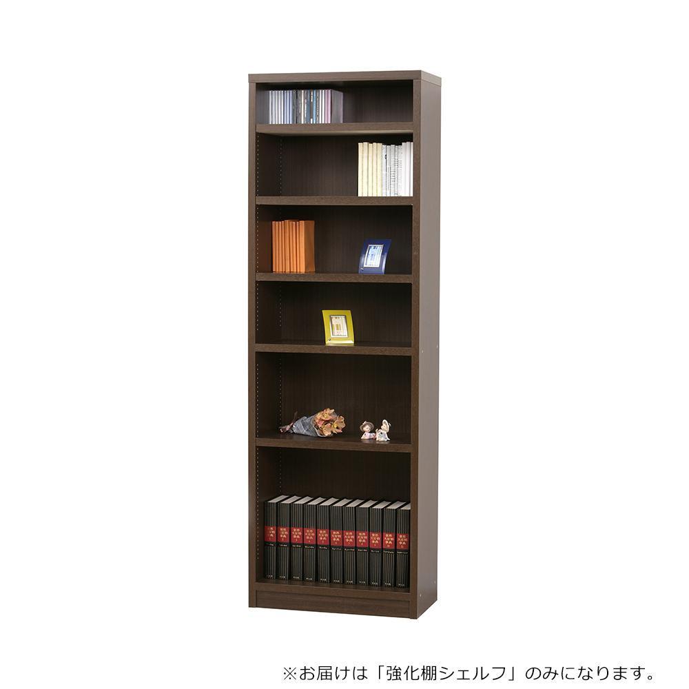 【代引き・同梱不可】強化棚シェルフ 60-180 40227