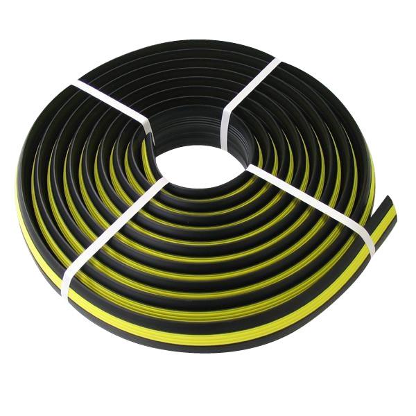 【代引き・同梱不可】大研化成工業 ケーブルプロテクター 20φ×10m転倒 イベント 道路